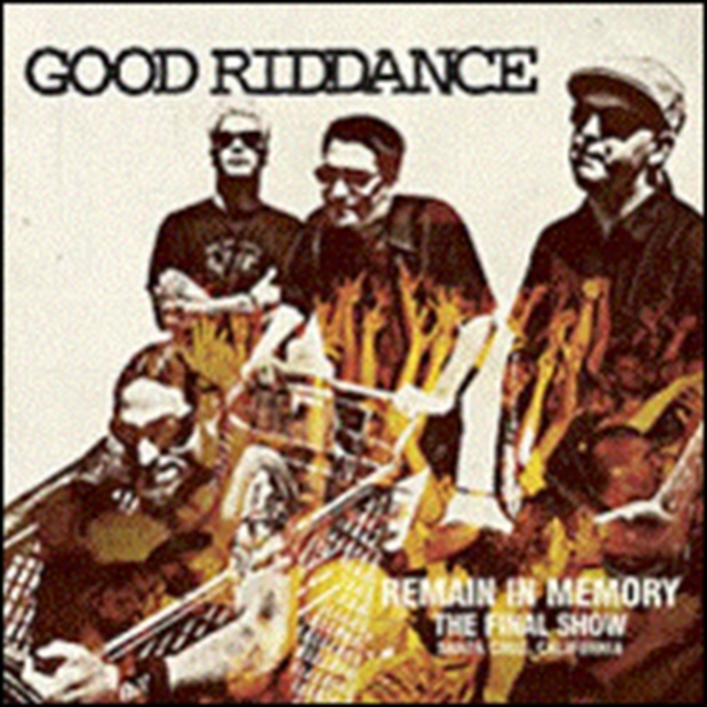 Remain in Memory - The Final Show (Good Riddance) (CD / Album)