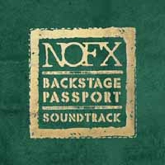 Backstage Passport (NOFX) (CD / Album)