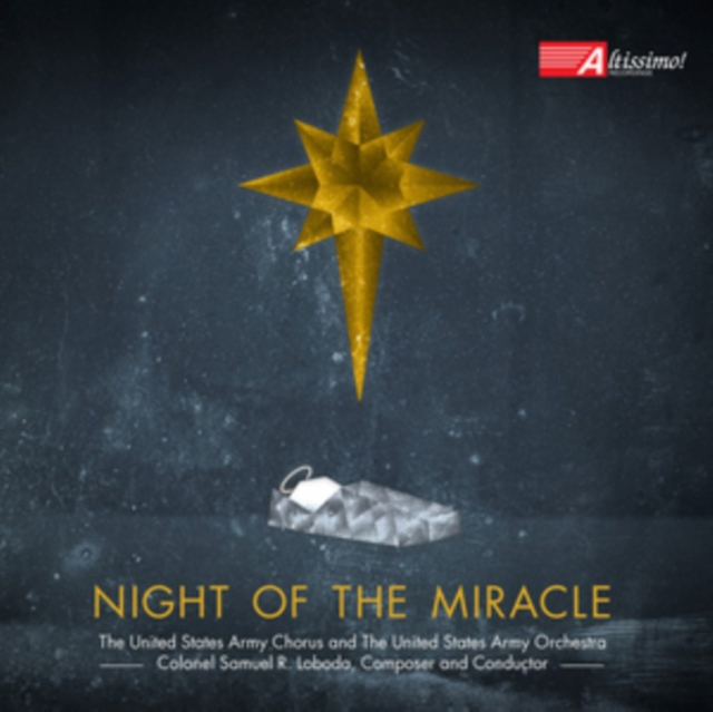 Night of the Miracle (CD / Album)