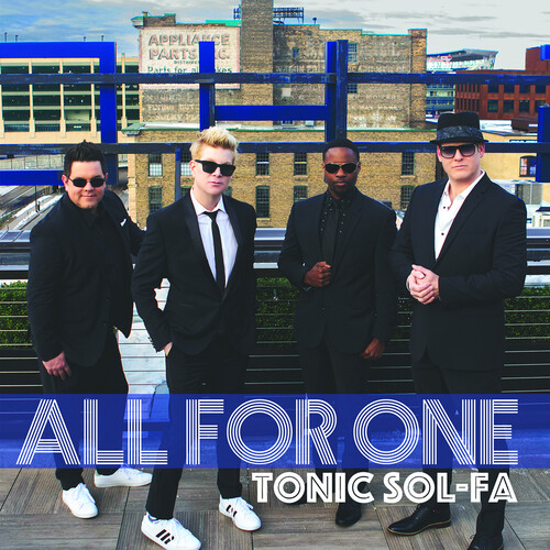 All for One (Tonic Sol-Fa) (CD / Album)