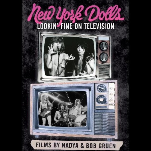 New York Dolls: Lookin' Fine On Television (DVD)