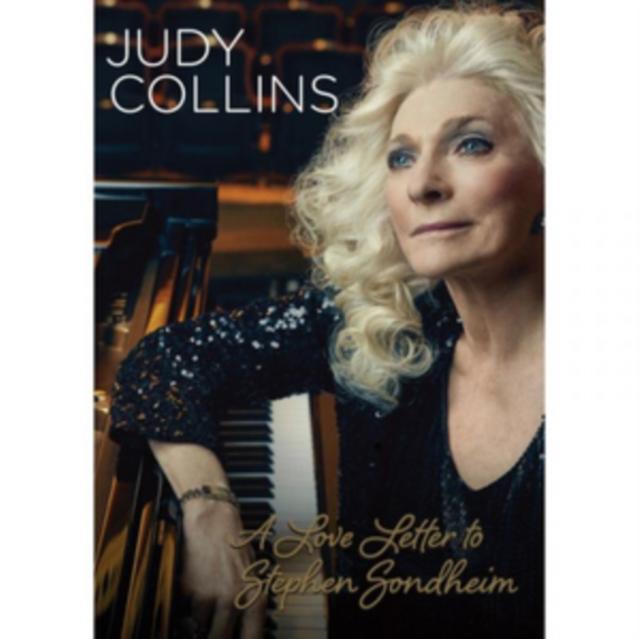 Judy Collins: A Love Letter to Stephen Sondheim (DVD)