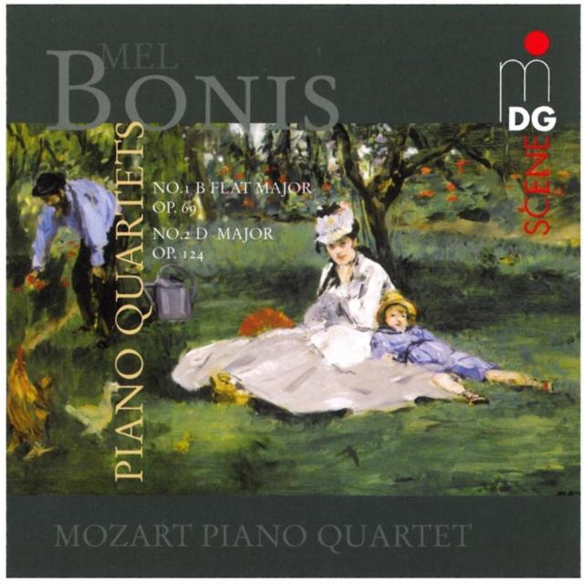Piano Quartets (Mozart Piano Quartet) (CD / Album)