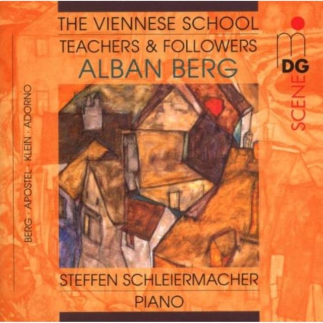The Viennese School, Teachers and Followers of Alban Berg (CD / Album)