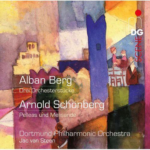 Alban Berg: Drei Orchesterstcke/... (SACD)