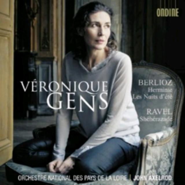 Berlioz: Herminie/Les Nuits D'ete/Ravel: Sheherazade (CD / Album)