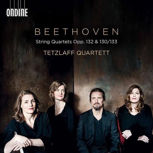 String Quartets 132 & 130 (Beethoven / Tetzlaff Quartet) (CD)