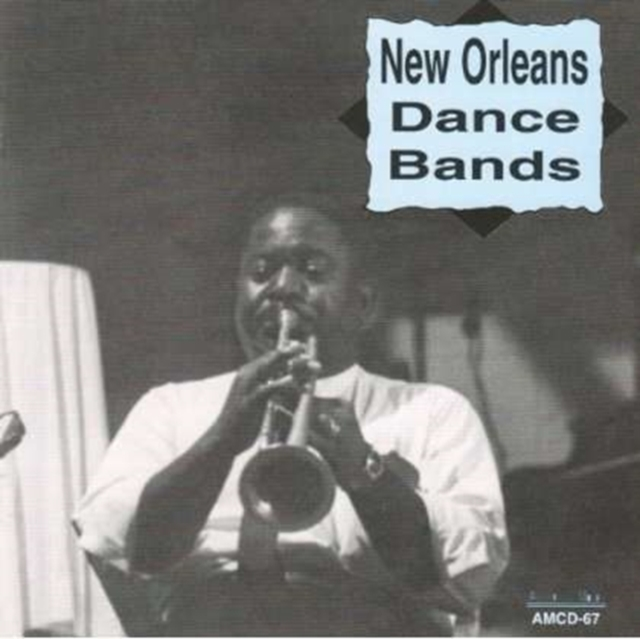New Orleans Dance Band [european Import] (Various Composers) (CD / Album)