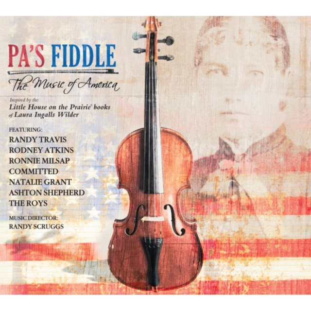Pa's Fiddle: The Music of America (CD / Album)