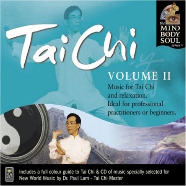 Tai Chi Ii (Llewellyn) (CD / Album)