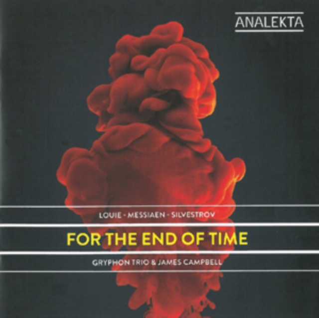 For the End of Time (CD / Album)