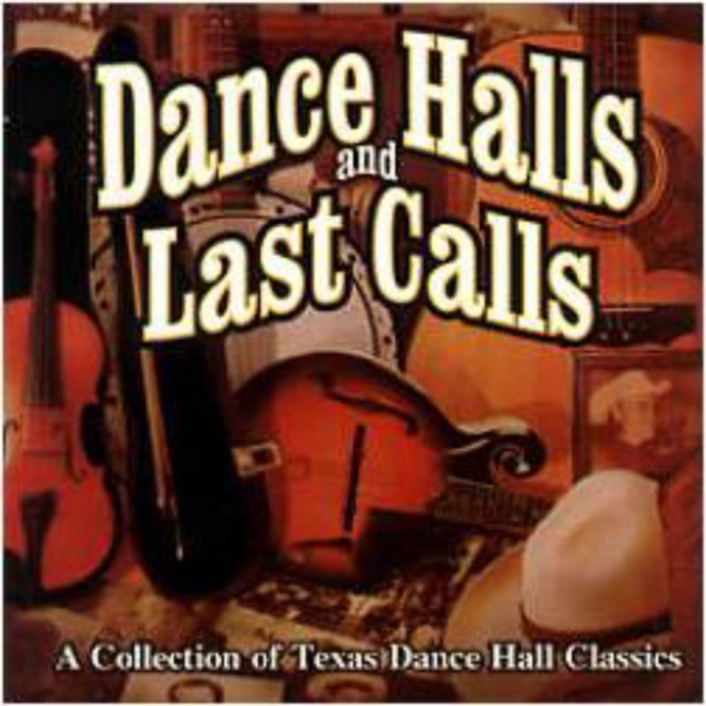 Dance Halls and Last Calls (CD / Album)