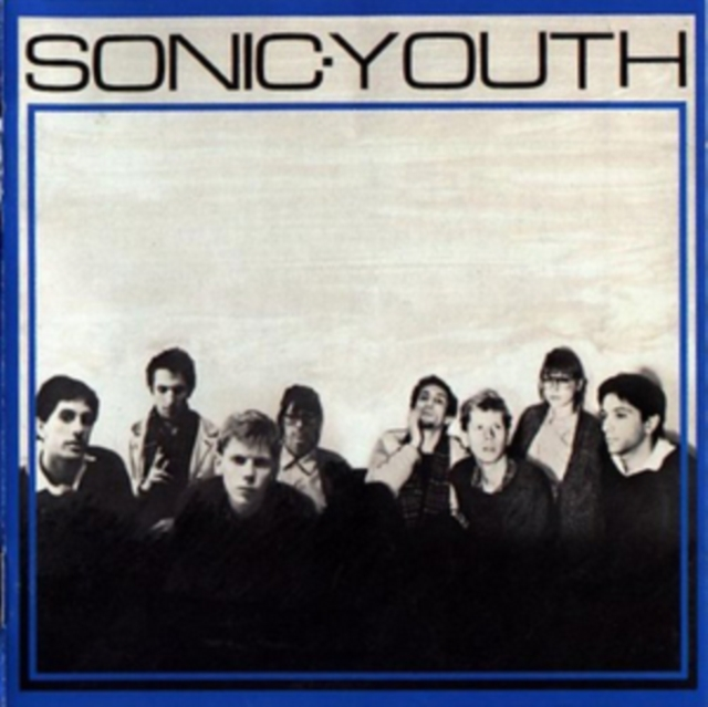 Sonic Youth (Sonic Youth) (CD / Album)