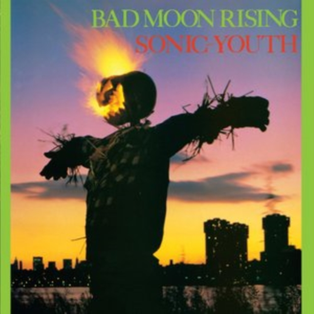 Bad Moon Rising (Sonic Youth) (CD / Album)