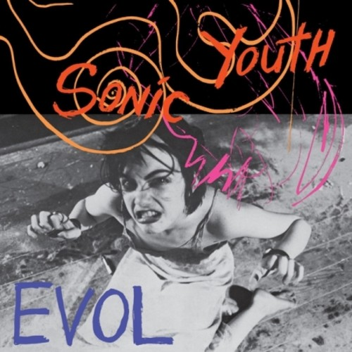 Evol (Sonic Youth) (CD / Album)