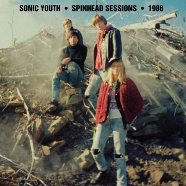 """Spinhead Sessions 1986 (Sonic Youth) (Vinyl / 12"""" Album)"""