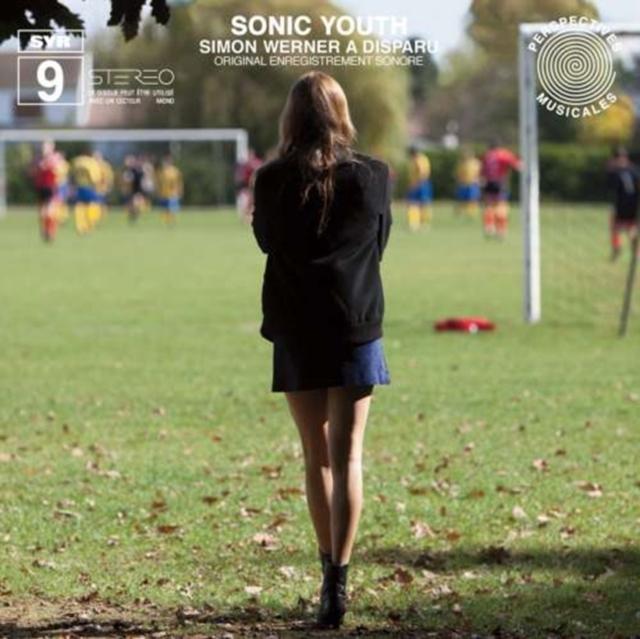 Simon Werner A Disparu 0211Cc (Sonic Youth) (CD / Album)