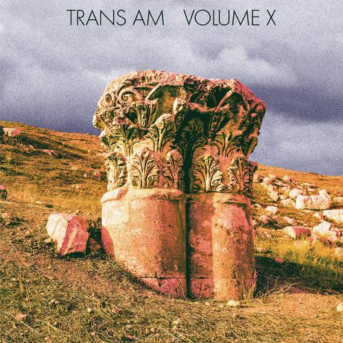 Volume X (Trans Am) (CD / Album)