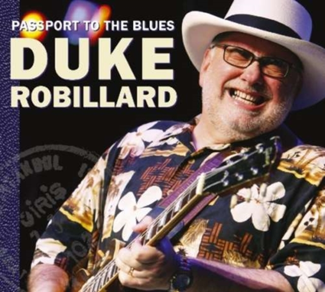 "Passport To The Blues (""Robillard, Duke"") (CD / Album)"