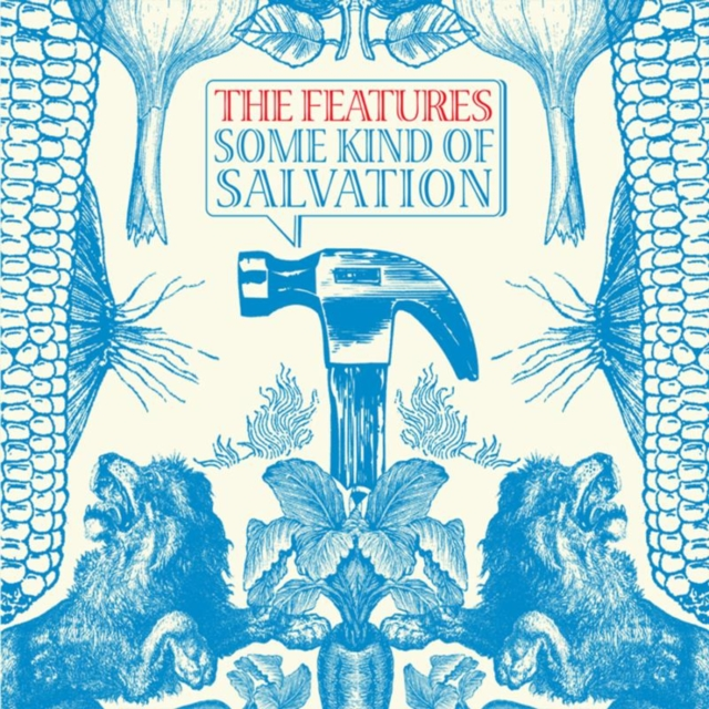 Some Kind of Salvation (The Features) (CD / Album)