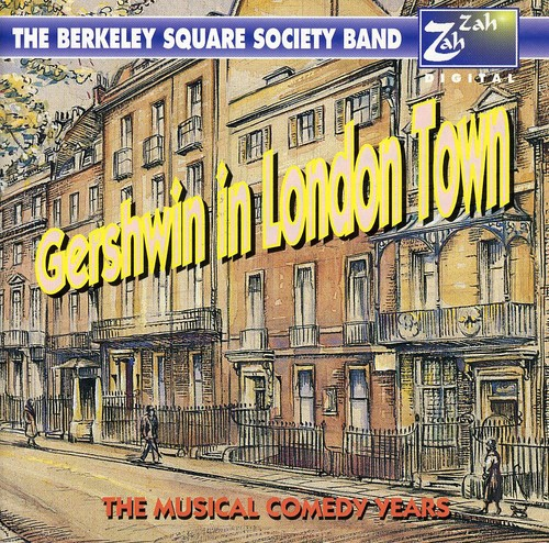 Sunday In London Town (The Berkley Square Band) (CD / Album)