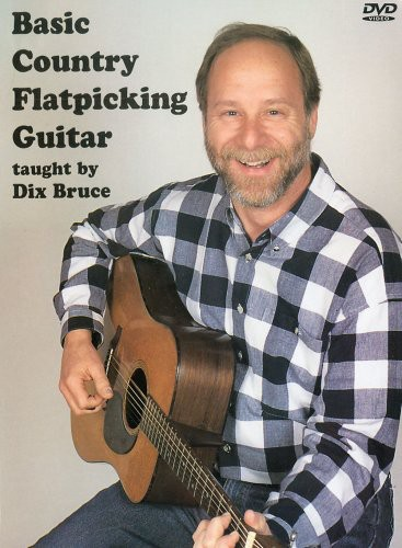 Basic Country Flatpicking Guitar (DVD)