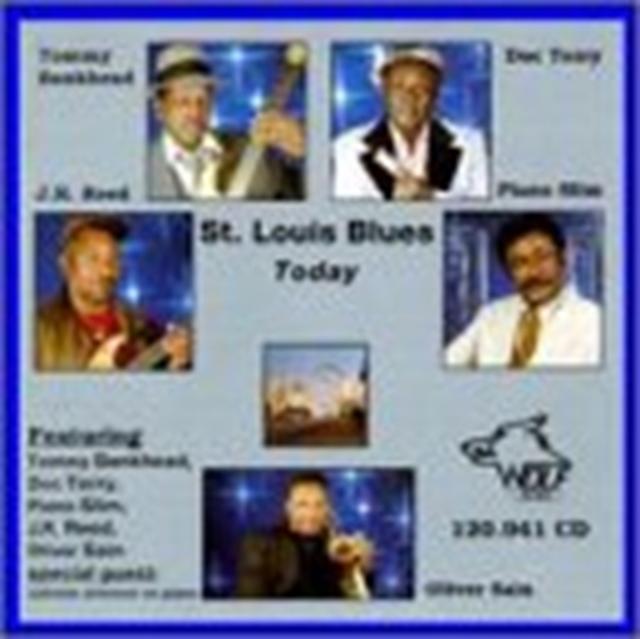 St Louis Blues Today (Various) (CD / Album)