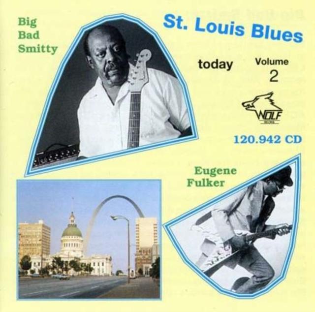 St Louis Blues Today Vol 2 (Various) (CD / Album)