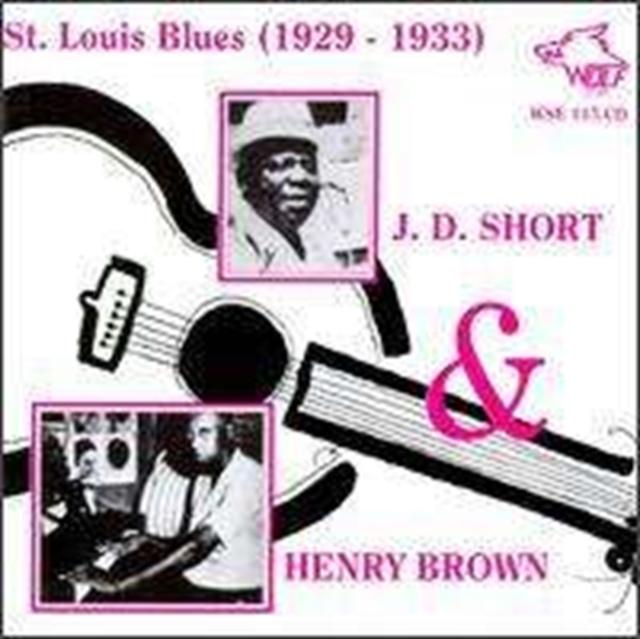 St Louis Blues 19291933 (Various) (CD / Album)
