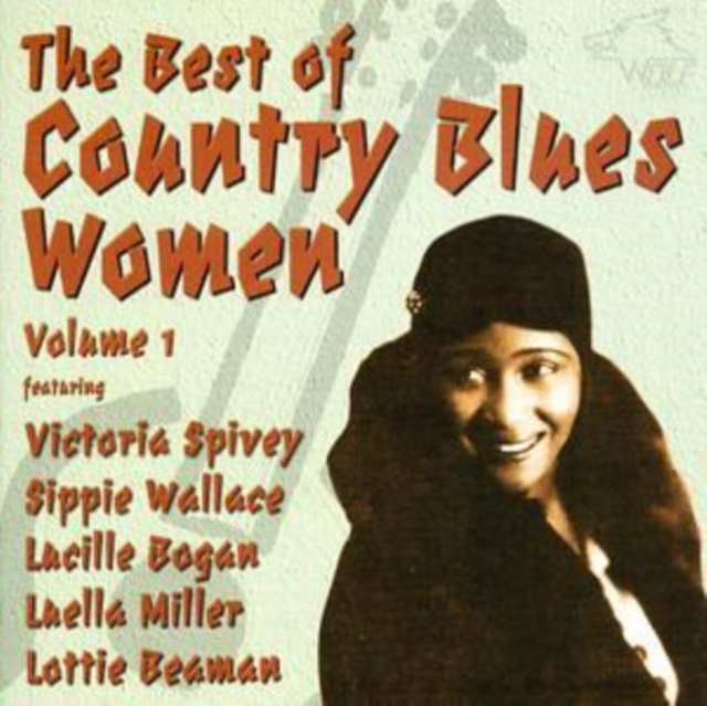 The Best of Country Blues Women Vol. 1 (CD / Album)