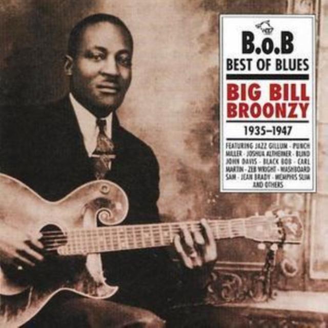Best of Blues: Big Bill Broonzy (Big Bill Broonzy) (CD / Album)