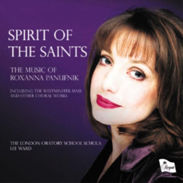 Spirit of the Saints (CD / Album)