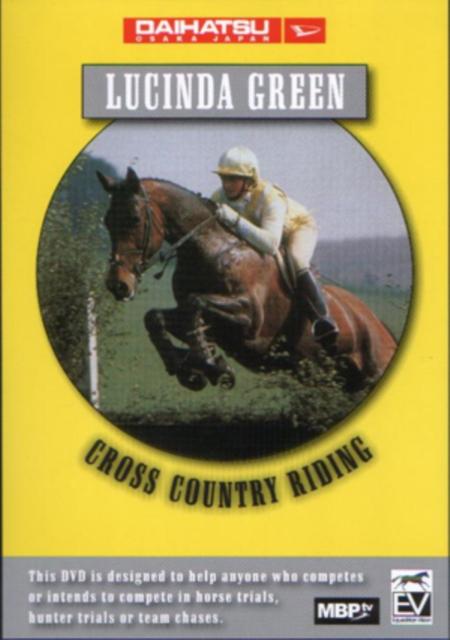 Lucinda Green: Cross Country Riding (DVD)