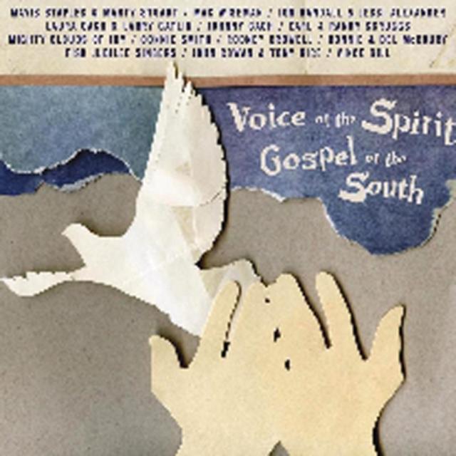 Voice of the Spirit, Gospel of the South (CD / Album)