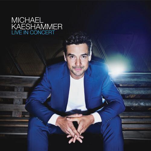 Live In Concert (Michael Kaeshammer) (CD)