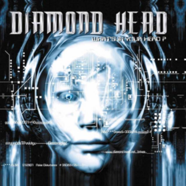 What's in Your Head? (Diamond Head) (CD / Album)