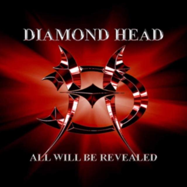 All Will Be Revealed (Diamond Head) (CD / Album)