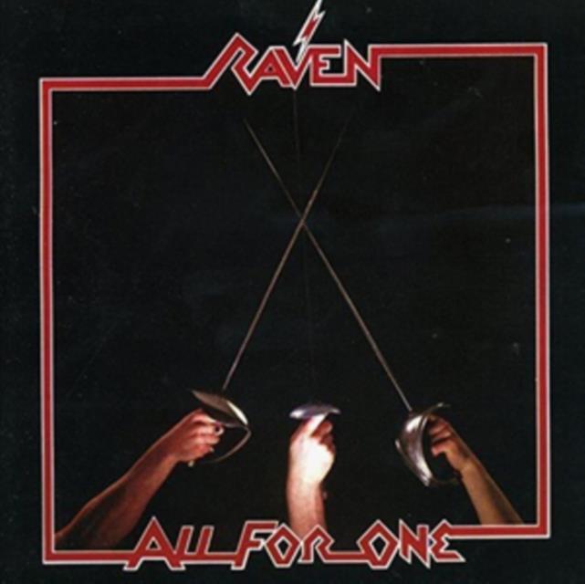 All for One (Raven) (CD / Album Digipak)