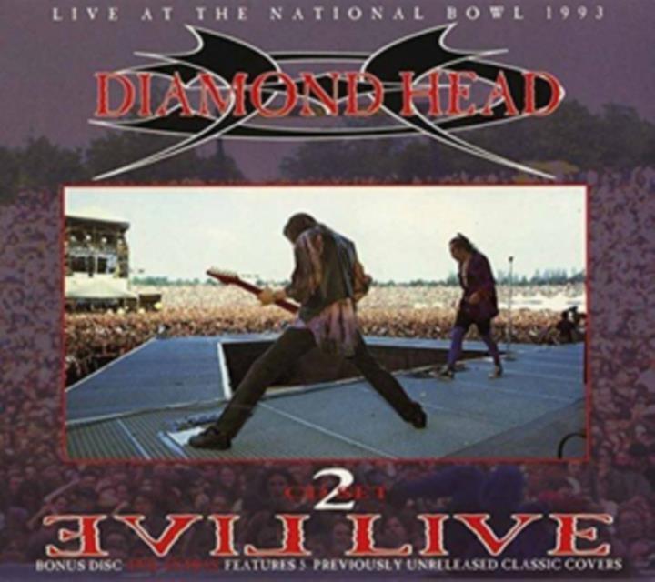 Evil Live (Diamond Head) (CD / Album)