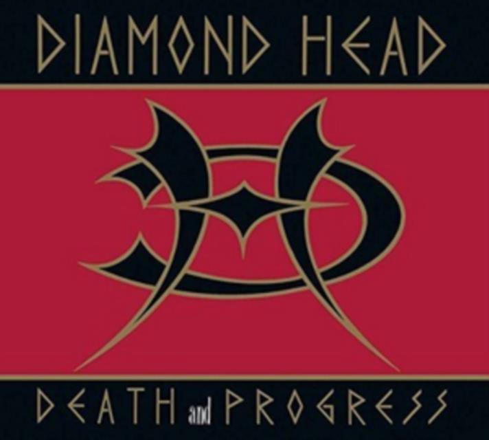 Death & Progress (Diamond Head) (CD / Album)
