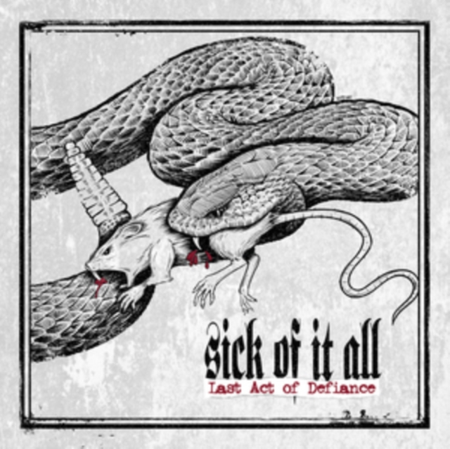 """Last Act of Defiance (Sick of It All) (Vinyl / 12"""" Album (Limited Edition))"""