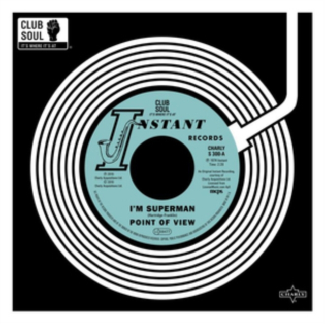 "I'm Superman/ I Need Ya Baby (Point of View/Cliff Holmes) (Vinyl / 7"" Single)"
