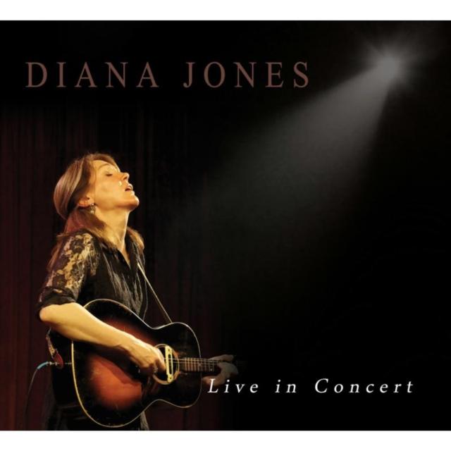 Live in Concert (Diana Jones) (CD / Album)