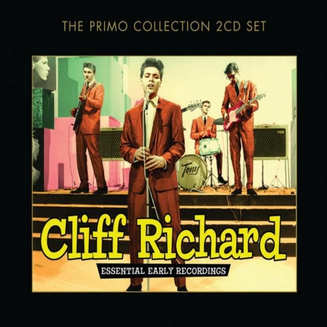 Essential Early Recordings (Cliff Richard) (CD / Album)