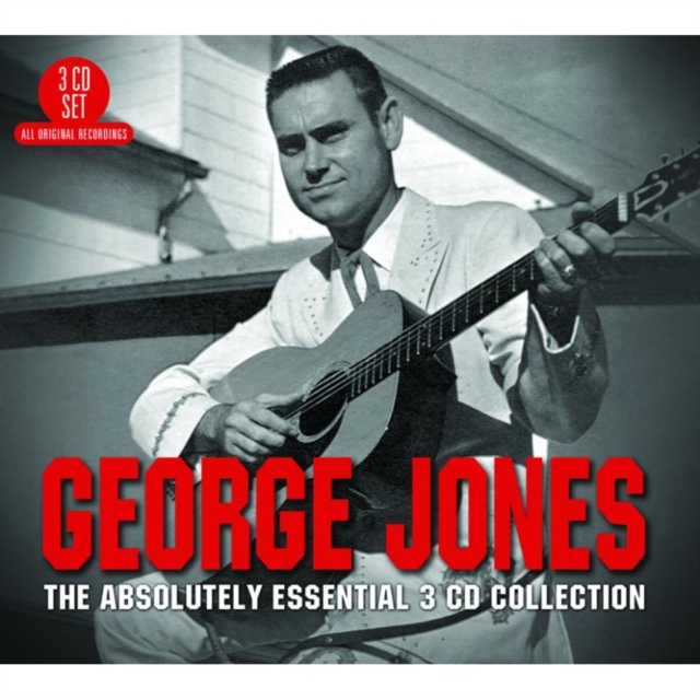 The Absolutely Essential 3CD Collection (George Jones) (CD / Box Set)