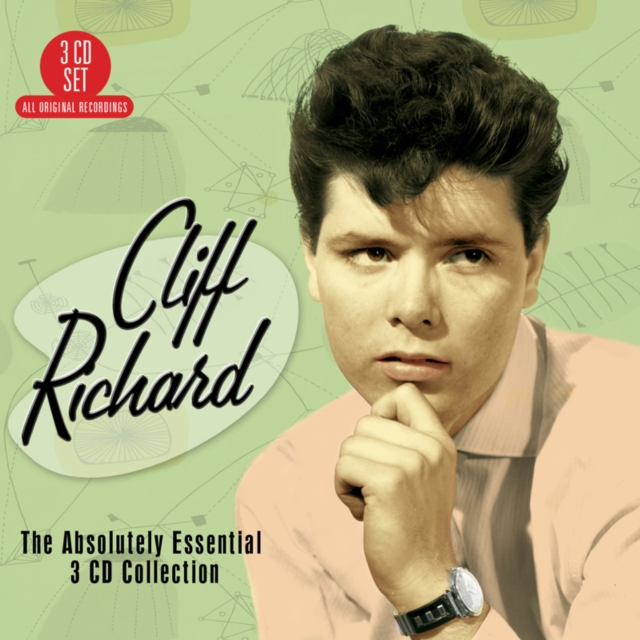 The Absolutely Essential 3 CD Collection (Cliff Richard) (CD / Box Set)