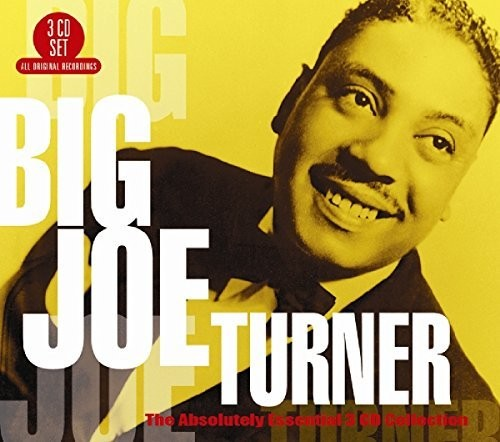 The Absolutely Essential Collection (Big Joe Turner) (CD / Box Set)