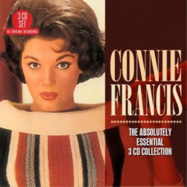 The Absolutely Essential Collection (Connie Francis) (CD / Box Set)