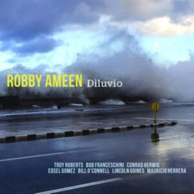 Diluvio (Robby Ameen/Troy Roberts/Bob Franceschini/Conrad Herwig) (CD / Album)