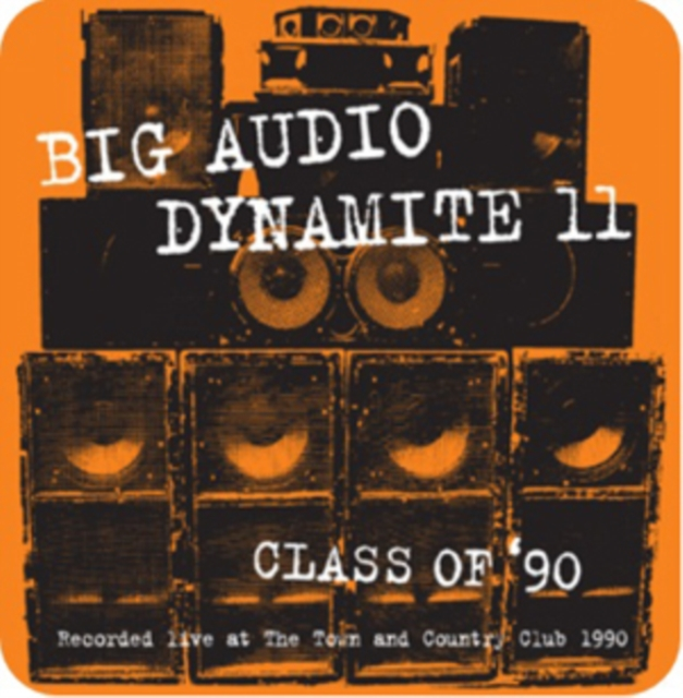Class of '90 (Big Audio Dynamite) (CD / Album)
